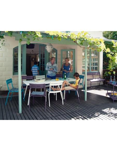 Outdoor-Kissen für Stuhl und Sessel Luxembourg Fermob die Basics