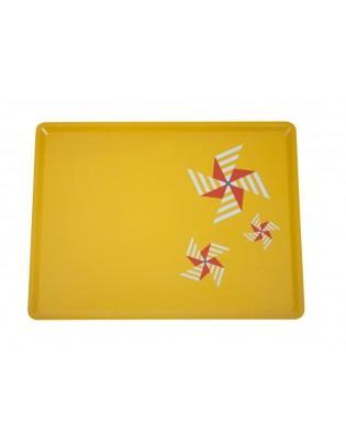 Tablett Cabanon Fermob 40 x 30 cm Honig