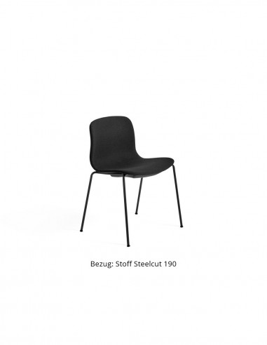 Stuhl About a Chair AAC17 mit Vollpolsterung von HAY