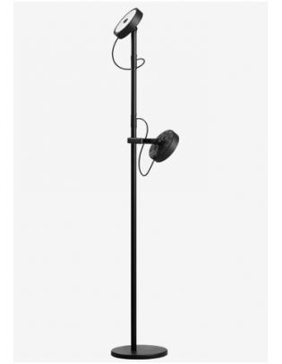 Steh-Leseleuchte U-Turn LED von Belux