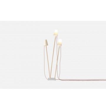 Pin Light zur Garderobe Pin Coat Nils Holger Moormann