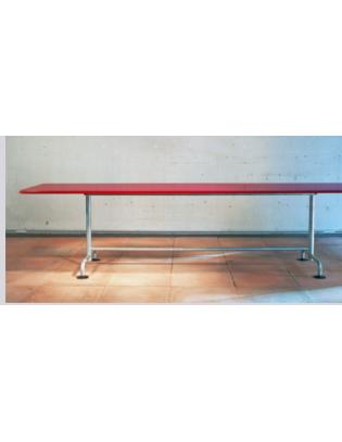 Klassischer rechteckiger Gartentisch von Atelier Alinea
