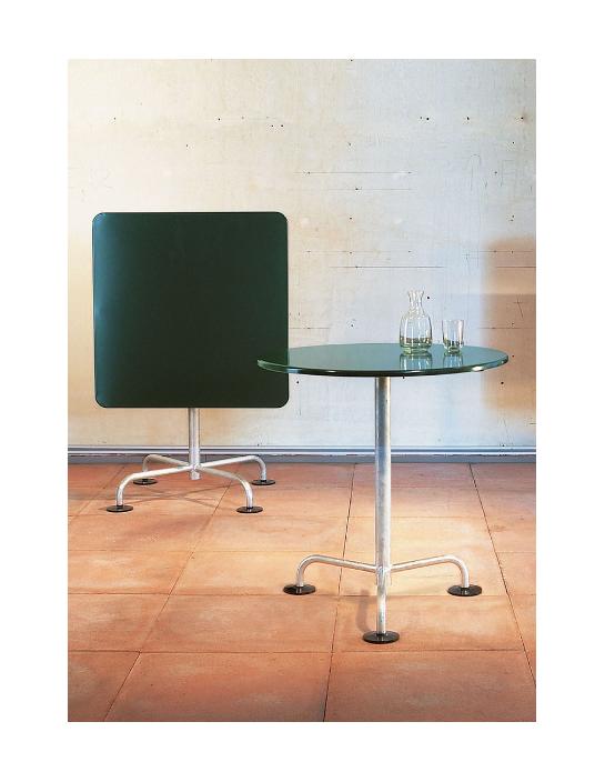 Klassischer Gartentisch Quadratisch Atelier Alinea Betz Designmoebelch