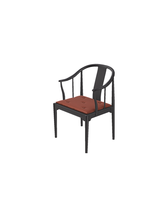 stuhl china stuhl von fritz hansen. Black Bedroom Furniture Sets. Home Design Ideas