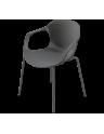 Stuhl NAP mit Armlehnen von Fritz Hansen