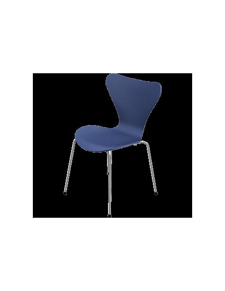 Stuhl Serie 7 von Fritz Hansen ohne Armlehne