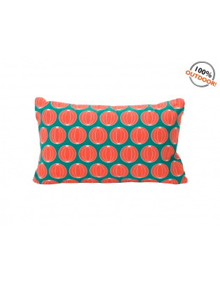 Kissen Envie d'Ailleurs Melons 68 x 44cm Fermob