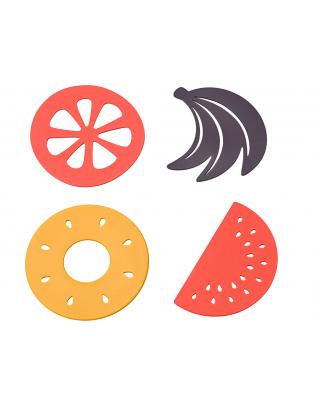 Untersetzer Envie d'Ailleurs Corbeille de Fruits Fermob