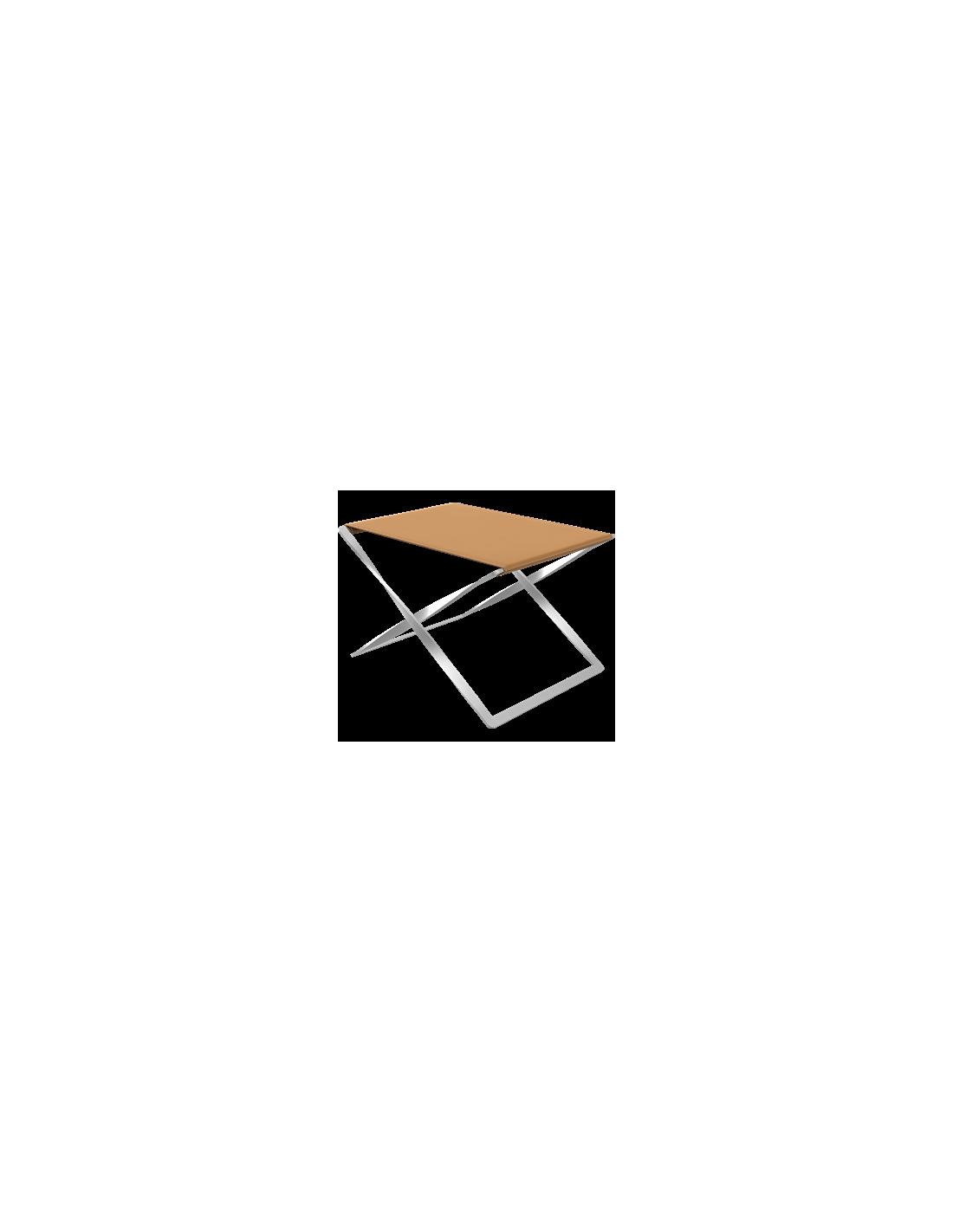 hocker pk91 von fritz hansen. Black Bedroom Furniture Sets. Home Design Ideas