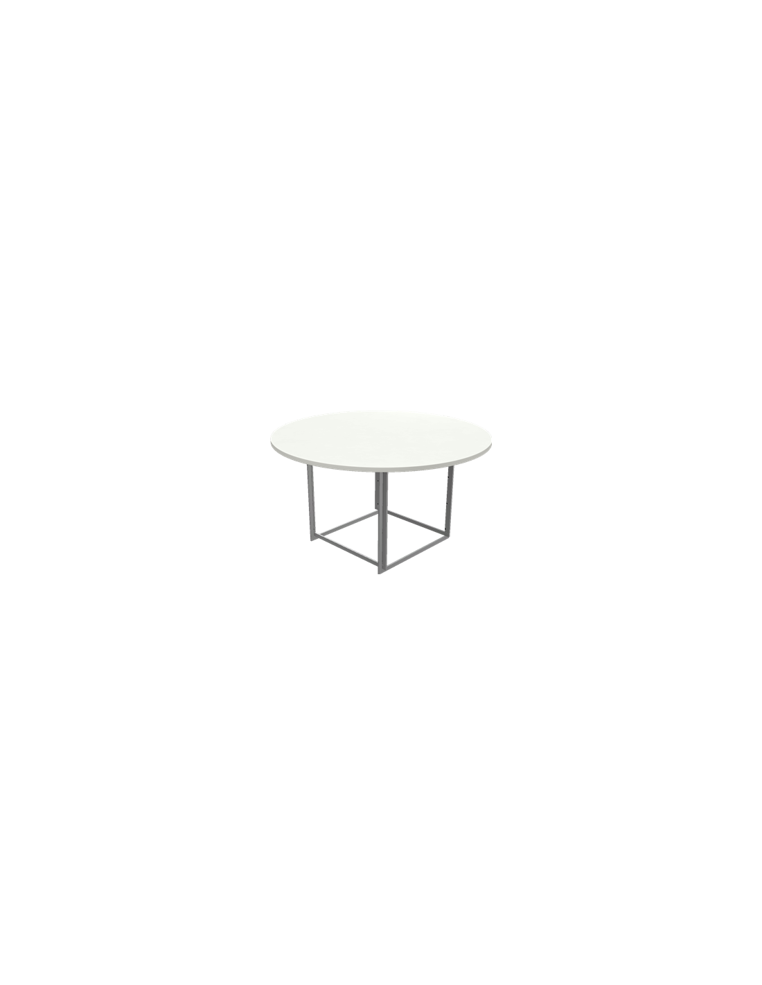 tisch pk58 von fritz hansen. Black Bedroom Furniture Sets. Home Design Ideas