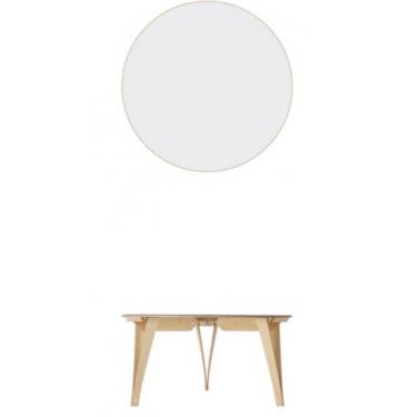 Tisch Sparondo Nils Holger Moormann