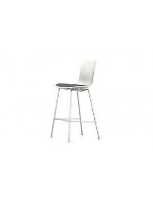 Barstuhl HAL Stool Vitra Medium mit Sitzpolster