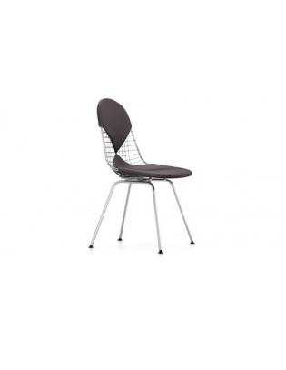 Wire Chair DKX-2 Vitra Leder Premium