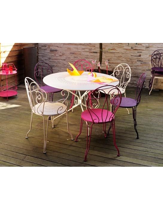 Tisch Montmartre Fermob Ø96 cm