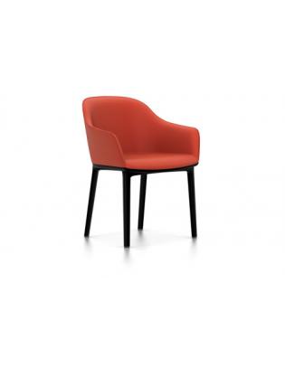 Stuhl Softshell Chair Vitra Plano
