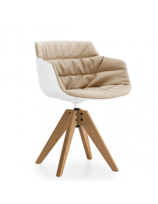 Stuhl Flow Slim Armchair New Edition von MDF Italia