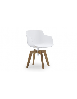Stuhl Flow Slim Armchair von MDF Italia