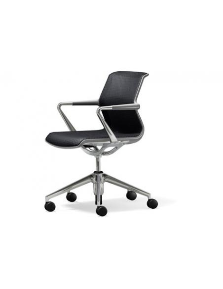 Unix Chair Fünfstern-Untergestell von Vitra