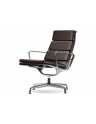 Soft Pad Chair EA 216 Vitra Leder