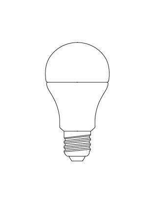 E27 GLS OMNI 14-75W Glühbirne Lightyears