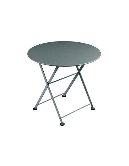 Niedriger Kinder-Tisch Tom Pouce Ø55 cm Fermob