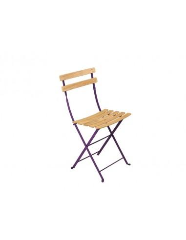 klappstuhl bistro naturel von fermob betz designm. Black Bedroom Furniture Sets. Home Design Ideas