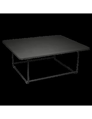 Niedriger Tisch Ellipse Fermob 90x110 cm