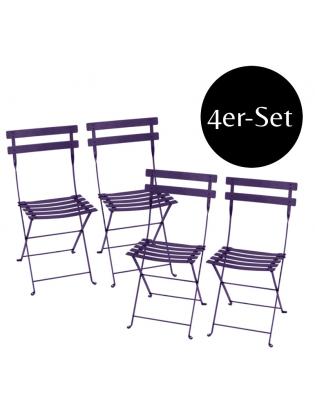 4er-Set Klappstuhl Bistro Fermob