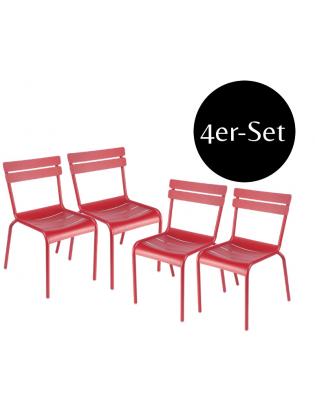 4x Stuhl Luxembourg im Set Fermob
