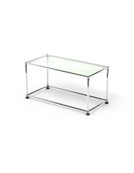USM Haller Horizontaler Einsatz Glas