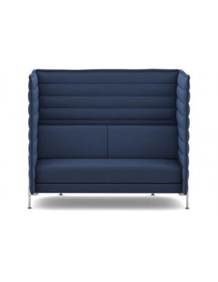 Sofa Alcove Highback Zweisitzer Vitra Laser