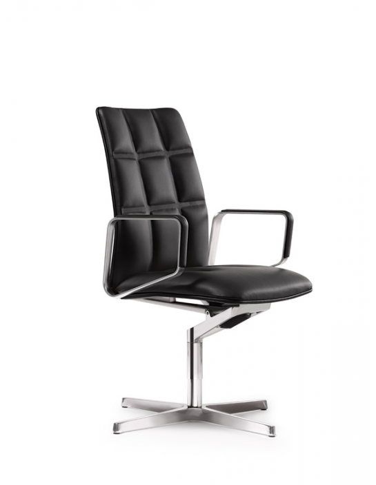 Konferenzstuhl Leadchair Executive von Walter Knoll