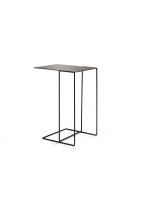 Beistelltisch OKI 131 rechteckig von Walter Knoll