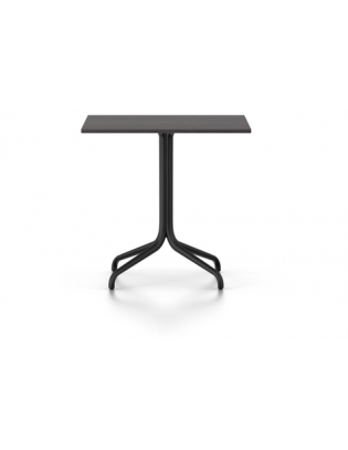 Tisch Belleville Table indoor Vitra quadratisch 750 x 750 mm