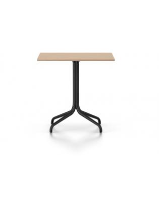 Tisch Belleville Table indoor Vitra quadratisch 750 x 750 mm