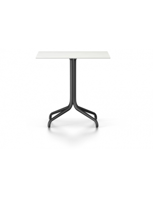 Tisch Belleville Table outdoor Vitra rund 750 x 750 mm