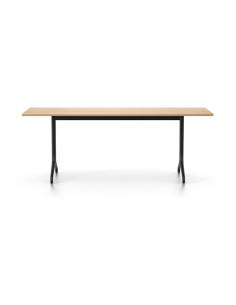 Tisch Belleville Table indoor Vitra rechteckig 2000 x 800 mm