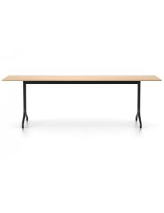 Tisch Belleville Table Vitra rechteckig 2400 x 800 mm