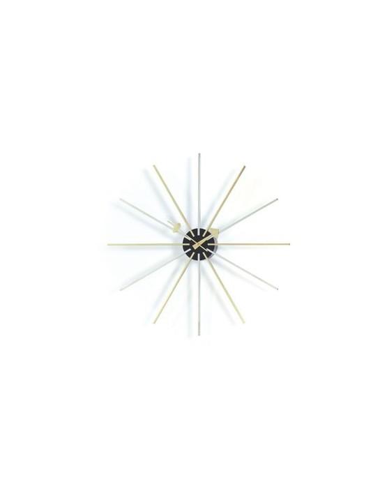 Wanduhr Star Clock Vitra Ø 610
