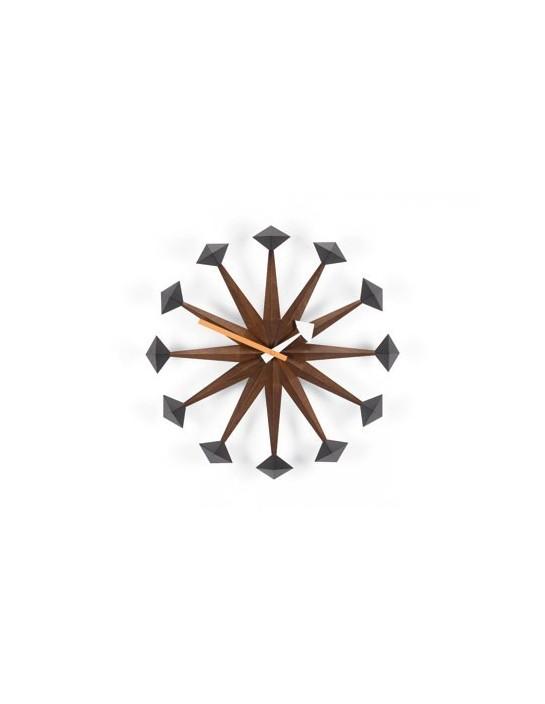 Wanduhr Polygon Clock Vitra Ø 455