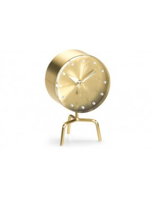 Tischuhr Tripod Clock Vitra