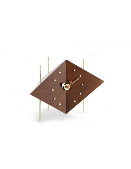Tischuhr Diamond Desk Clock Vitra