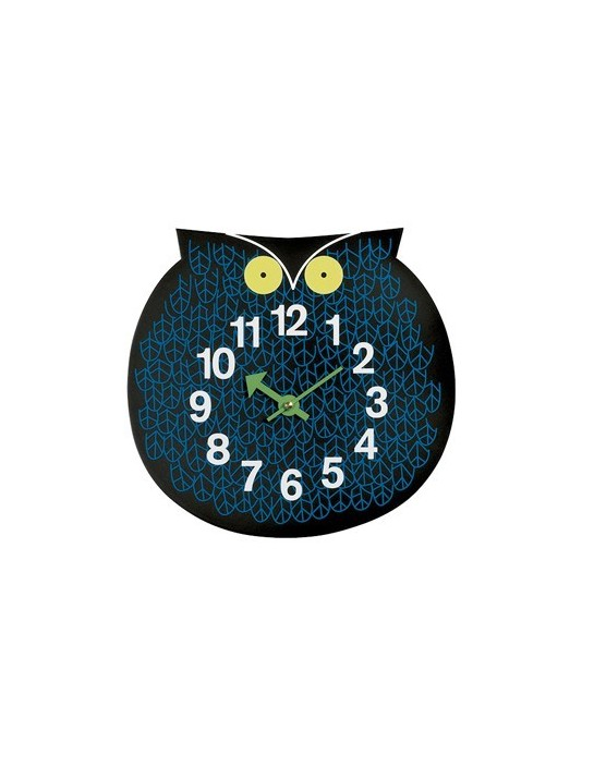 Uhr Zoo Timers Omar the Owl Vitra