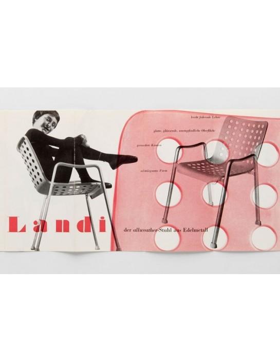 Original Landi-Stuhl