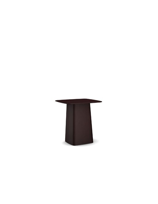 Leather Side Table mittel Vitra