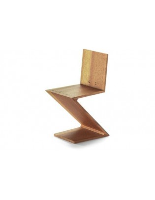 Zig zag stoel Miniatures Collection Vitra