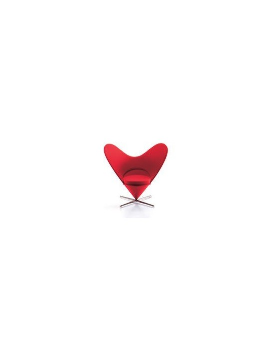 Heart-Shaped Cone Chair Miniatures Collection Vitra
