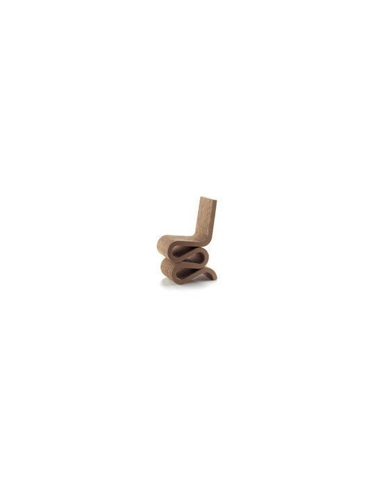 Wiggle Side Chair Miniatures Collection Vitra