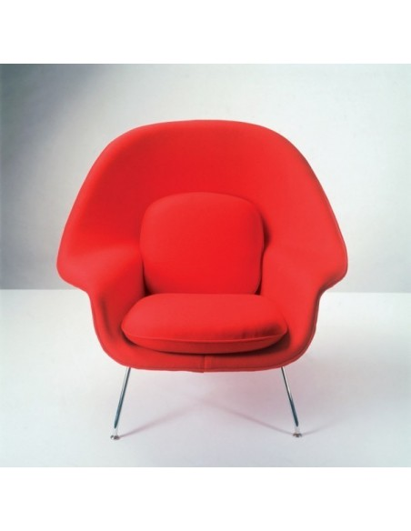 Stuhl Womb Chair von Knoll International