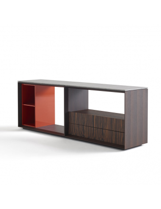 Box mit zwei Schubladen für Sideboard Matrioska Knoll International